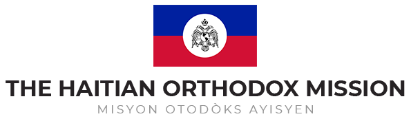 haitian orthodox mission logo - Donate