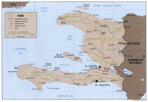 map of haiti 1 300x208 - map-of-haiti