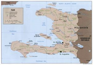 map of haiti 300x209 - map-of-haiti